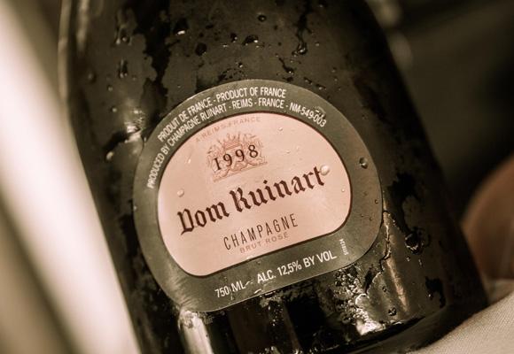 Dom Ruinart Rosé. Compra aquí