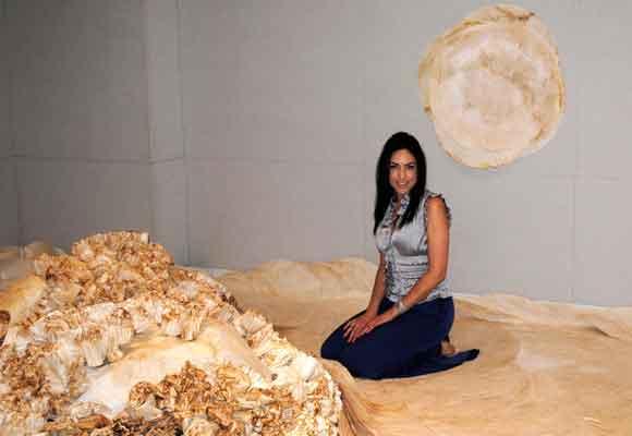 Esther Rosa expone sus obras hasta el 29 de mayo