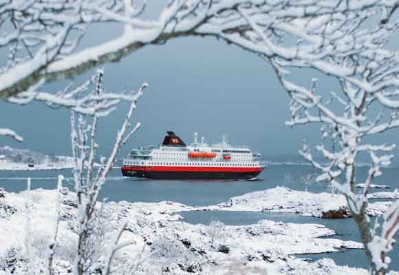 El invierno también es atractivo a bordo del Expreso Litoral