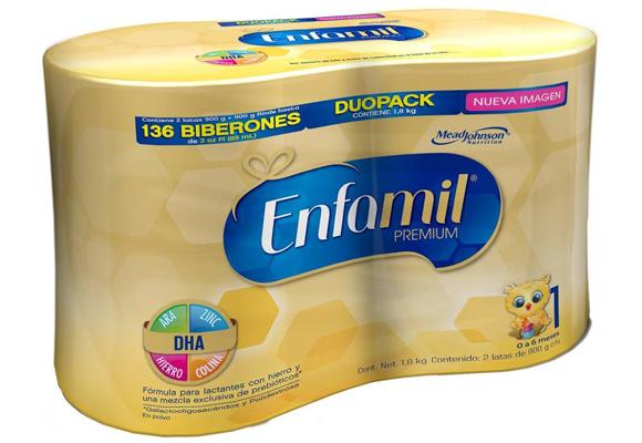 Compra aquí los productos de Enfamil