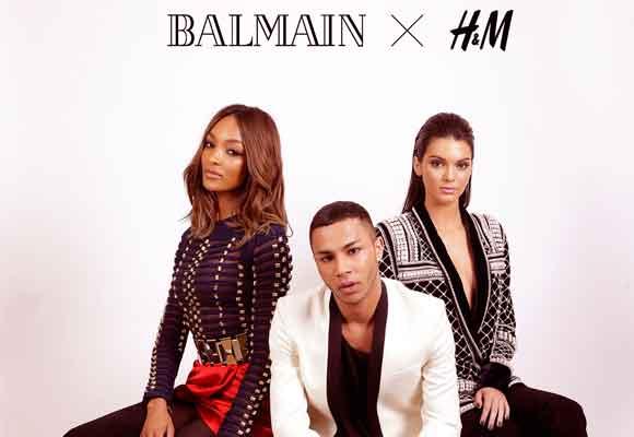 No hace mucho creó una colección para H&M