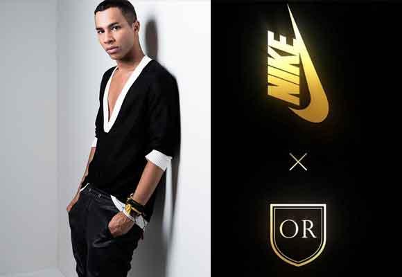 Ha sorprendido que junto al logo de Nike aparezca el logo del creativo