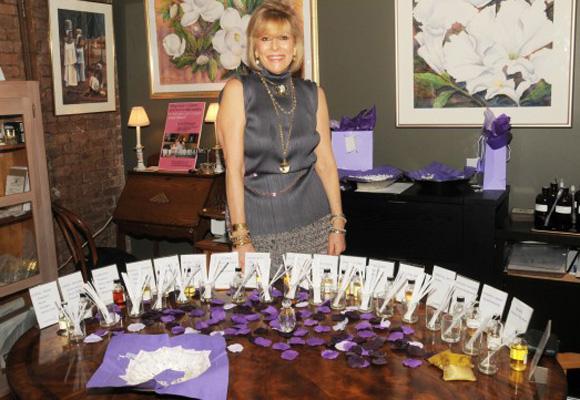 Sue, la experta en perfumes más famosa del mundo