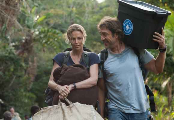 Javier Bardem y Charlize Theron comparten protagonismo en 'The Last Face'