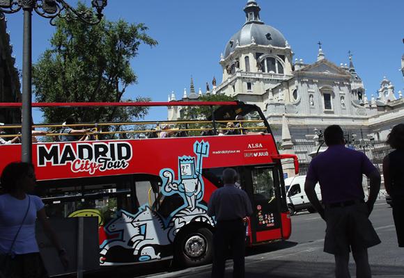 Madrid, uno de los lugares más visitados