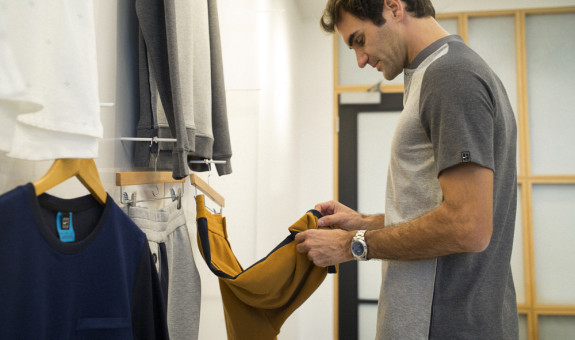 Federer diseña para Nike