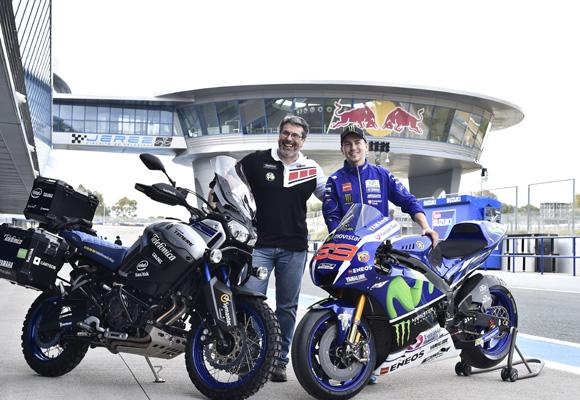 Las motos de Yamaha arrasan