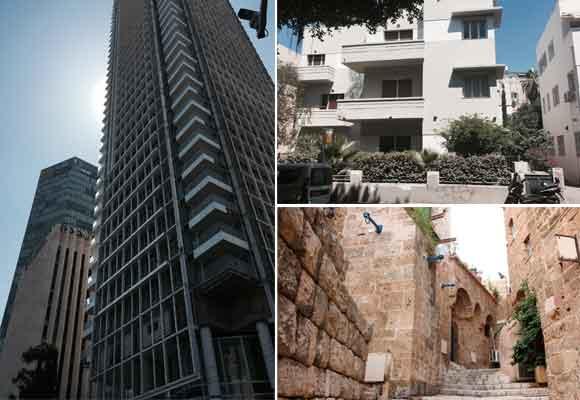 Tel Aviv es una ciudad de contrastes