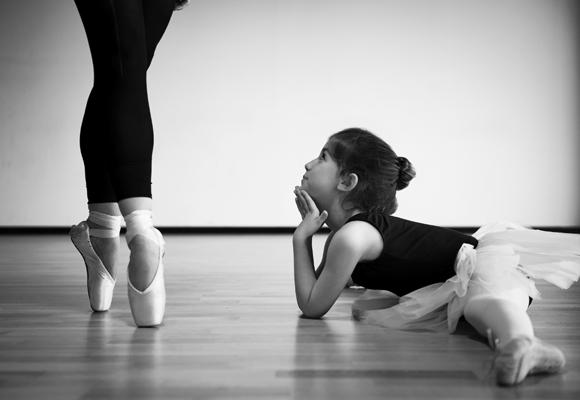 La danza es una carrera de fondo que requiere muchos sacrificios
