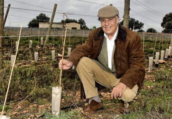 El hombre que ha modernizado la viticultura