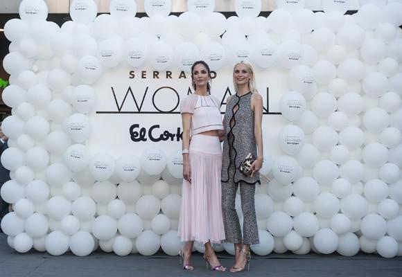 Eugenia Silva y Poppy Delevingne inauguraron el centro de Serrano 47