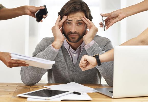 Sigue nuestros trucos para terminar con una vida demasiado estresada