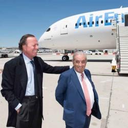 El nuevo avión de Julio Iglesias