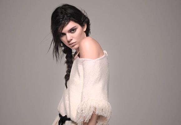 Kendall Jenner, imagen de Mango 2016