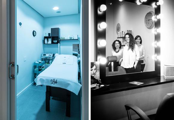 En The Secret Lab sólo tienen dos cabinas para tratarte de forma única