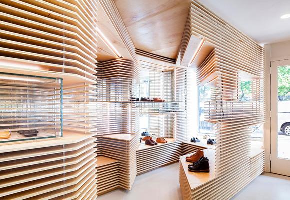 La diseñadora es la australiana Jordana Maisie ha creado esta tienda