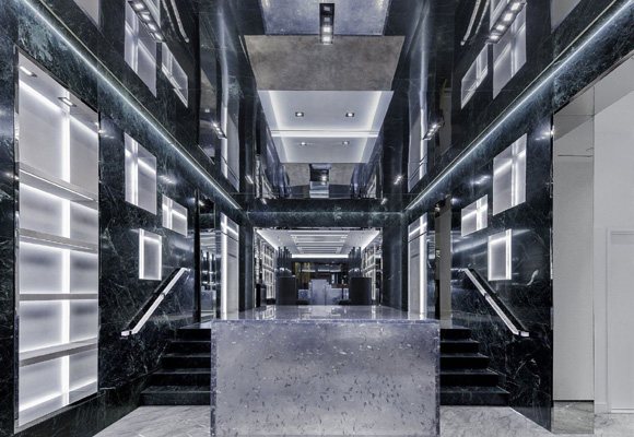Tienda de Balenciaga en Manhattan