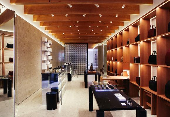 Tienda de perfumes Byredo, creada por Ben Gorham,