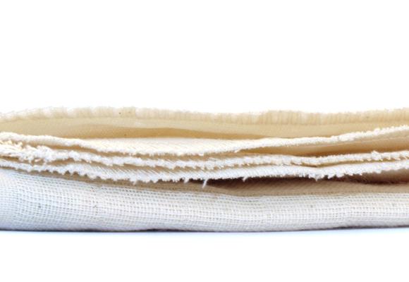 Toallitas de algodón de The Organic Pharmacy. Compra aquí