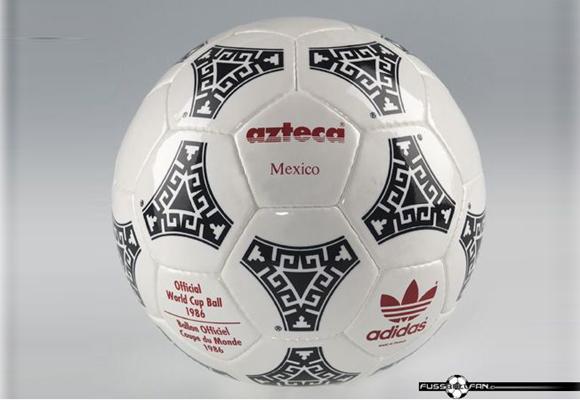 Azteca, uno de los balones de Adidas para la Liga