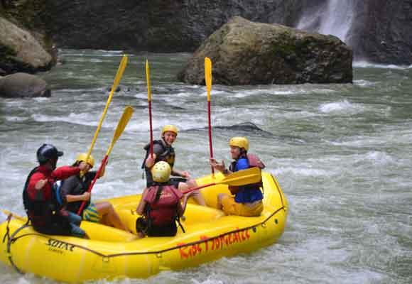 Rafting para todos los niveles