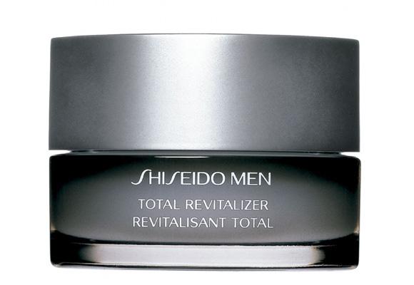 Crema revitalizante de Shiseido for Men. Compra aquí