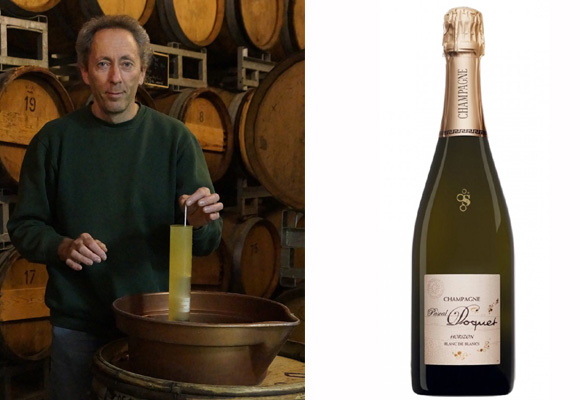 Compra aquí 'Le Mesnil-sur-Oger Grand Cru Coeur de Terroir' Blanc de Blancs Millésime 2004 de Doquet