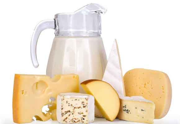 La leche y los lácteos son una base fundamental en la pirámide nutricional