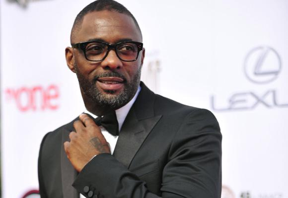 Idris Elba, uno de los actores negros invitados por la Academia