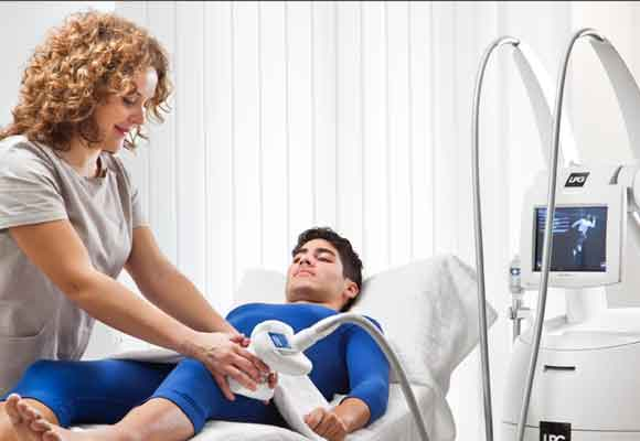 La clínica está especializada en lesiones deportivas