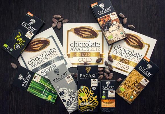 Compra aquí los chocolates Pacari
