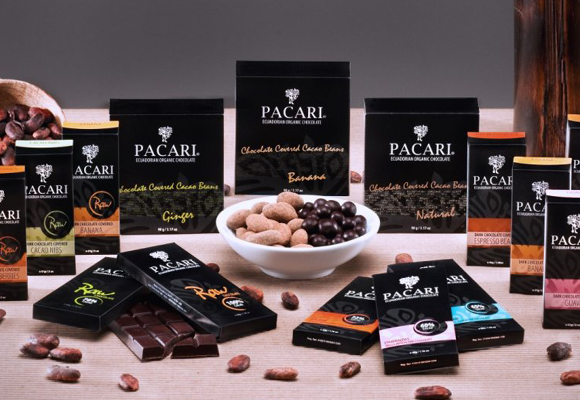 Aquí puedes compar los chocolates Pacari