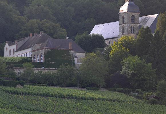 La Champagne tierra nativa de Geoffroy