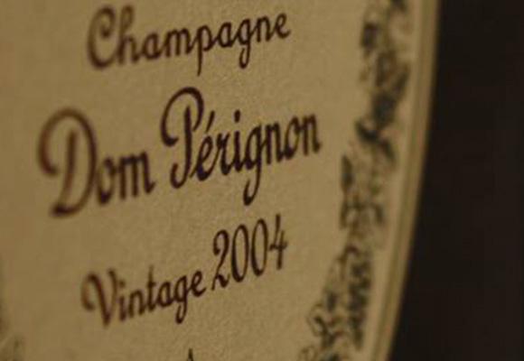 El mítico champagne Dom Pérignon Vintage 2004