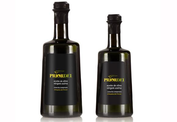 Priordei ofrece 9 aceites aromatizados distintos