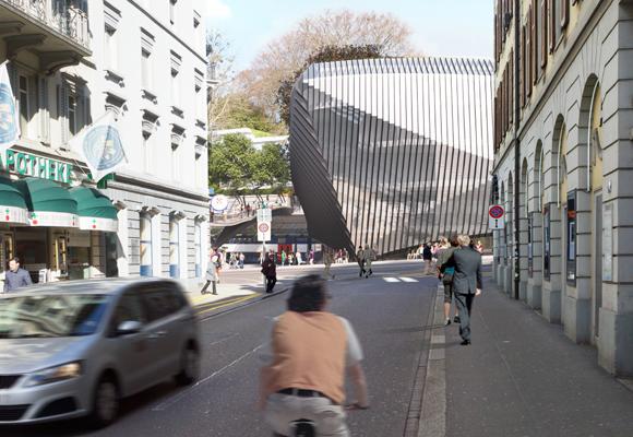Calatrava ha ideado un parking para bicis de lo más innovador