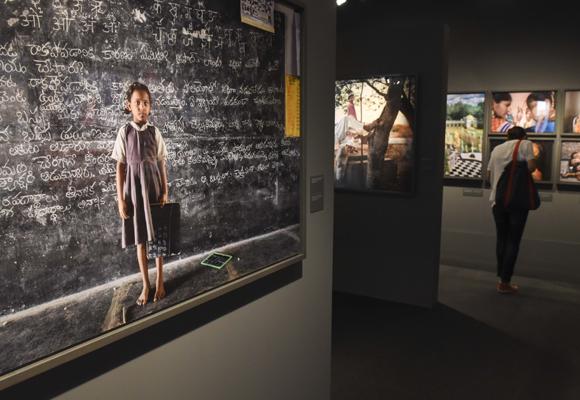 Exposición fotográfica de Cristina García Rodero sobre La India