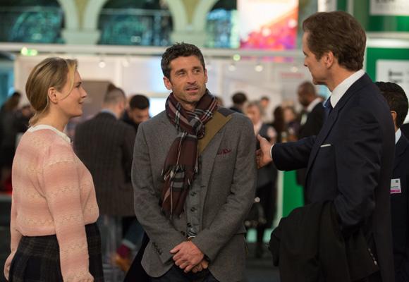 Patrick Dempsey llega dispuesto a enamorar a Bridget Jones