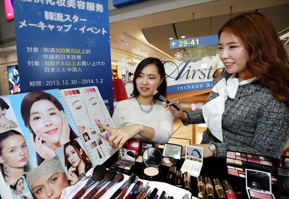 Crecen las tiendas duty free en China