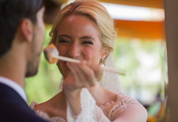 Disfruta del menú más exquisito el día de tu boda