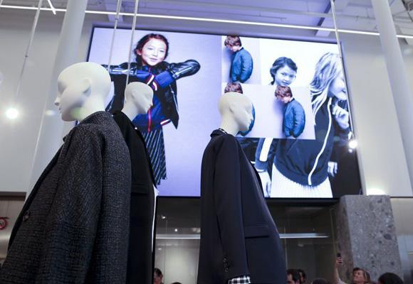 Una flagship espectacular donde comprar la nueva colección de Zara