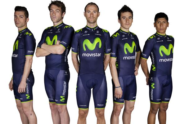 El equipo de ciclismo seguirá contando con el apoyo de Telefónica