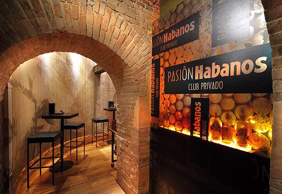 El Club Pasión Habanos de Madrid, en la Casa de América