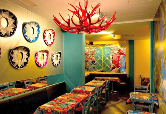 Restaurante Rosa Negra. Una exquisitez