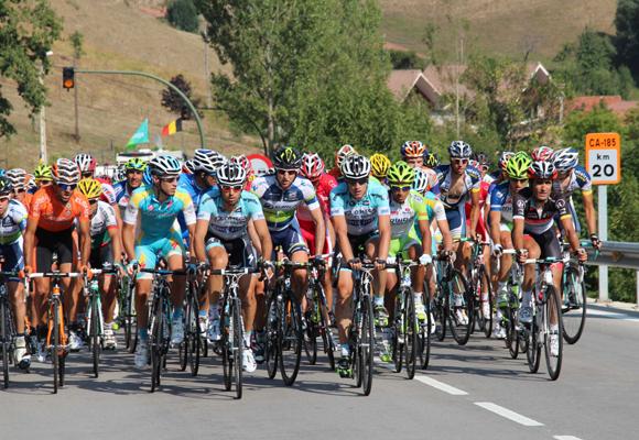 La Vuelta es un escaparate turístico para nuestro país