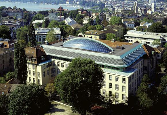 Universidad de Derecho de Zurich