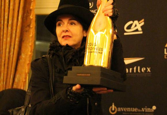 Amélie Nothomb nombrada Champanoise del año 2015