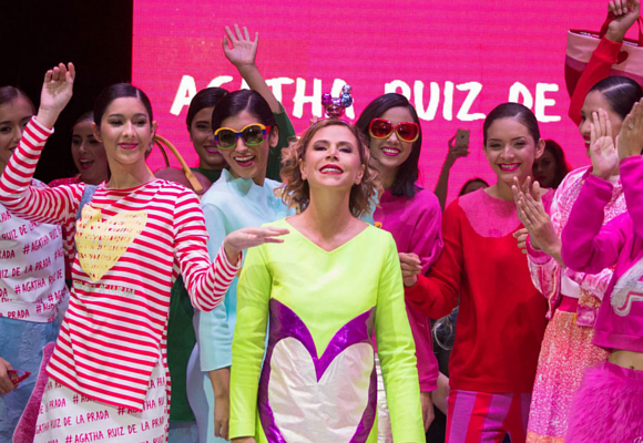 Agatha Ruiz de la Prada Credomatic American Express Fashion Week Honduras 2016