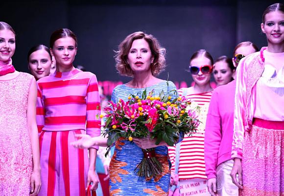 Agatha Ruiz de la Prada Warsaw Fashion Week 2016