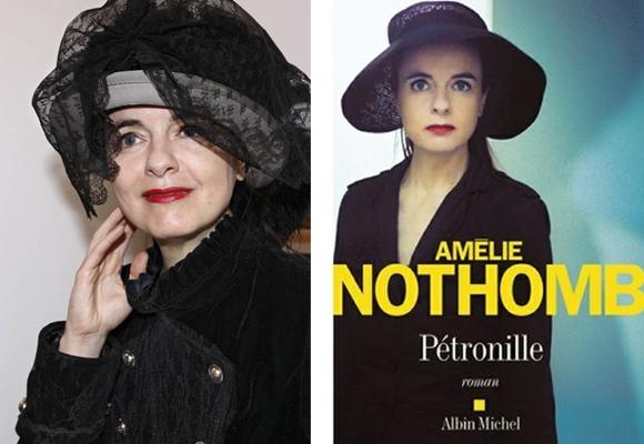Amélie Nothomb novela 'Petronille' champagne